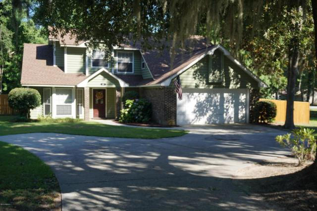 37 Chesterfield Drive, Beaufort, SC 29906 (MLS #158000) :: RE/MAX Coastal Realty
