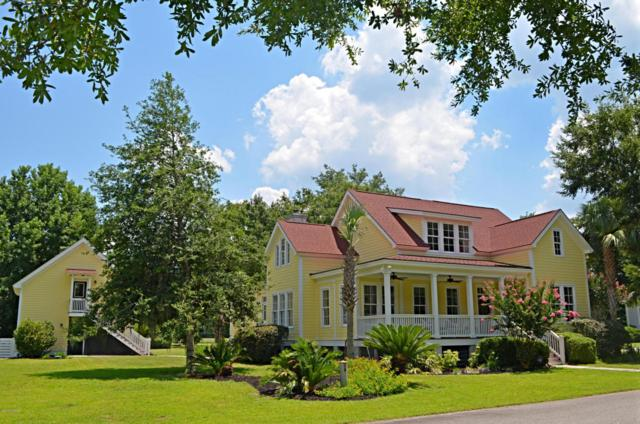 154 Coosaw Club Drive, Beaufort, SC 29907 (MLS #158026) :: RE/MAX Coastal Realty