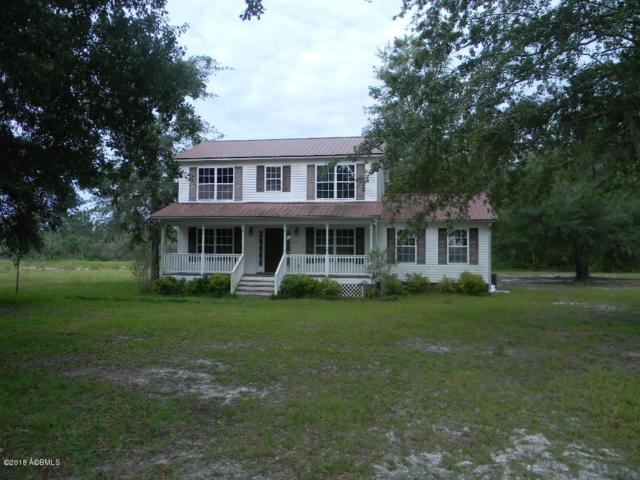 814 Lento, Varnville, SC 29944 (MLS #158043) :: RE/MAX Island Realty
