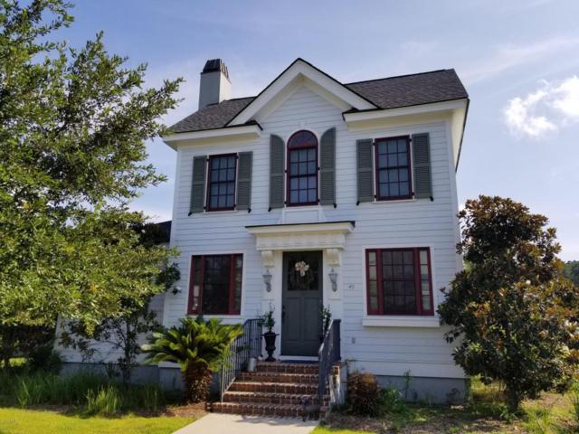 40 Chalmers Street, Bluffton, SC 29910 (MLS #158045) :: RE/MAX Island Realty