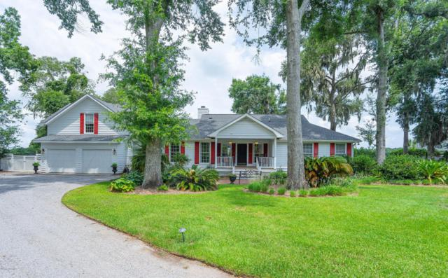 78 Dolphin Point Drive, Beaufort, SC 29907 (MLS #158105) :: RE/MAX Coastal Realty