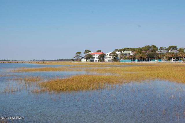 479 Tarpon Boulevard, Fripp Island, SC 29920 (MLS #158126) :: RE/MAX Coastal Realty