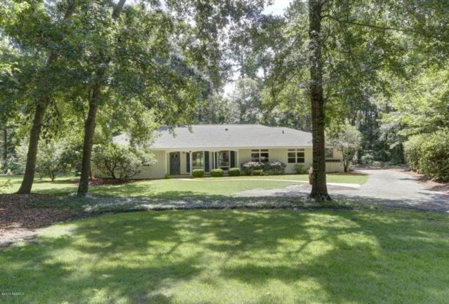 50 Wade Hampton Drive, Beaufort, SC 29907 (MLS #158127) :: RE/MAX Coastal Realty