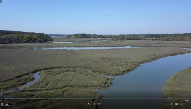 415 S Brickyard Point Road N Lot #4, Beaufort, SC 29907 (MLS #158133) :: RE/MAX Coastal Realty