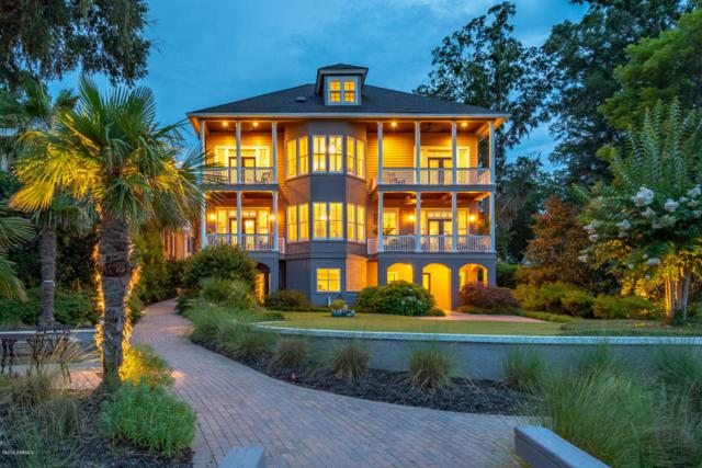 22 Wrights Point Circle, Beaufort, SC 29902 (MLS #158136) :: RE/MAX Island Realty