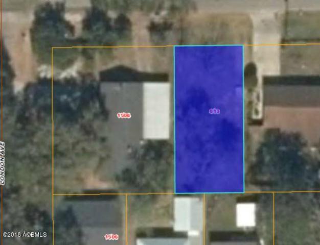 813 16th Street, Port Royal, SC 29935 (MLS #158226) :: RE/MAX Coastal Realty