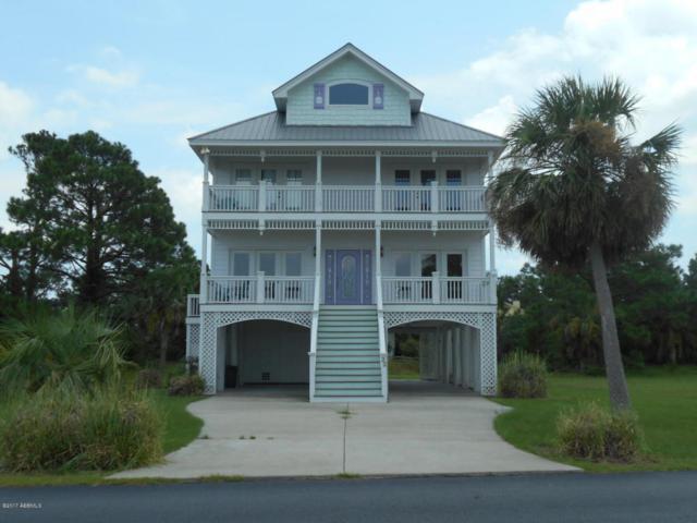 32 Harbor Drive, Harbor Island, SC 29920 (MLS #158344) :: RE/MAX Coastal Realty
