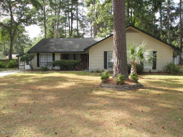 786 Broad River Boulevard, Beaufort, SC 29906 (MLS #158352) :: RE/MAX Coastal Realty