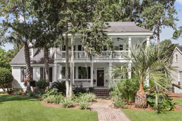118 Five Oaks Circle, Beaufort, SC 29902 (MLS #158394) :: RE/MAX Coastal Realty