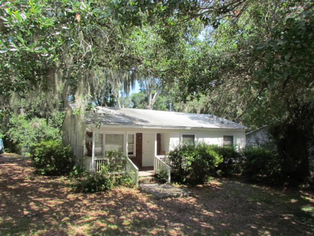 27 Miller Drive W, Beaufort, SC 29907 (MLS #158398) :: RE/MAX Coastal Realty