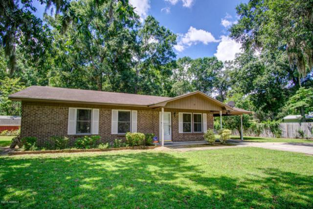 12 Shorts Landing Road, Beaufort, SC 29907 (MLS #158402) :: RE/MAX Coastal Realty