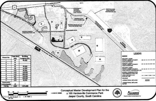 00 Whyte Hardee Boulevard, Hardeeville, SC 29927 (MLS #158407) :: RE/MAX Coastal Realty