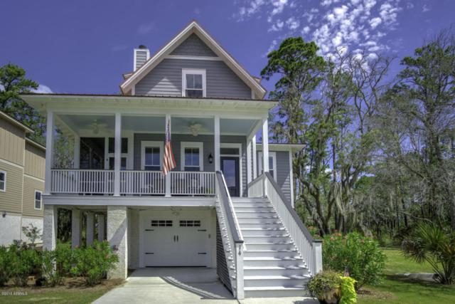 14 Wilderness Drive, Beaufort, SC 29907 (MLS #158484) :: RE/MAX Coastal Realty