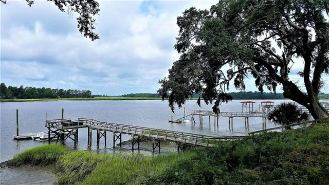 7620 Joe Allen Drive, Beaufort, SC 29906 (MLS #158555) :: RE/MAX Coastal Realty