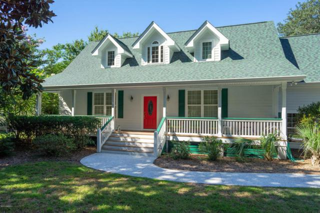 240 Green Winged Teal Drive S, Beaufort, SC 29907 (MLS #158616) :: RE/MAX Coastal Realty