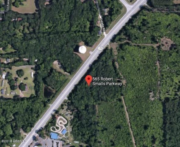 565 Robert Smalls Parkway, Beaufort, SC 29906 (MLS #158640) :: RE/MAX Coastal Realty