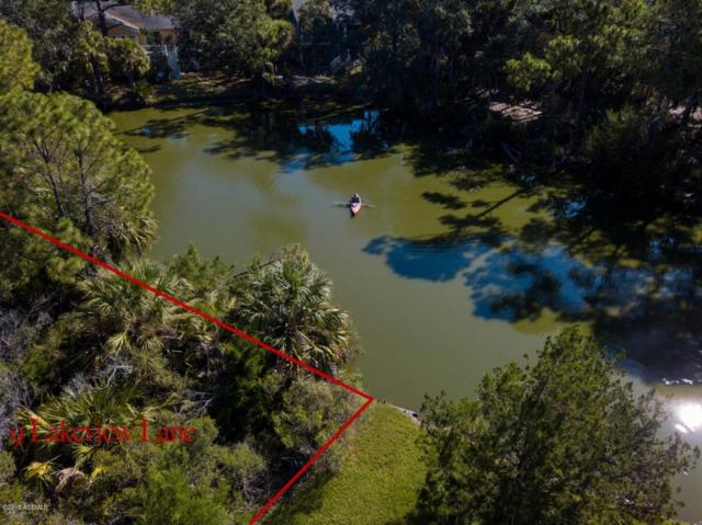 9 Lakeview Lane, Harbor Island, SC 29920 (MLS #158652) :: RE/MAX Coastal Realty