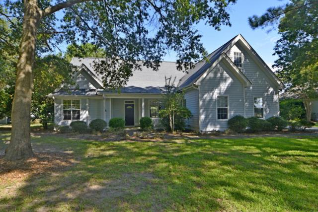 55 Downing Drive, Beaufort, SC 29907 (MLS #158711) :: RE/MAX Island Realty