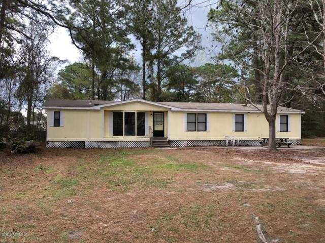 12 Capehart Circle, Beaufort, SC 29906 (MLS #158721) :: RE/MAX Coastal Realty