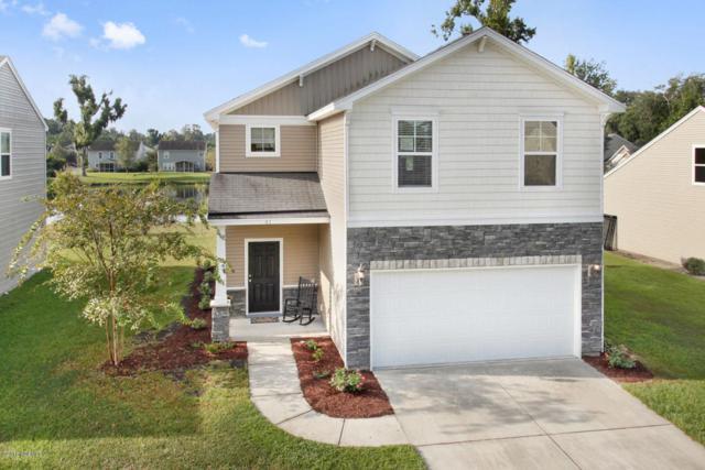 41 Cedar Creek Circle, Beaufort, SC 29906 (MLS #158725) :: RE/MAX Coastal Realty