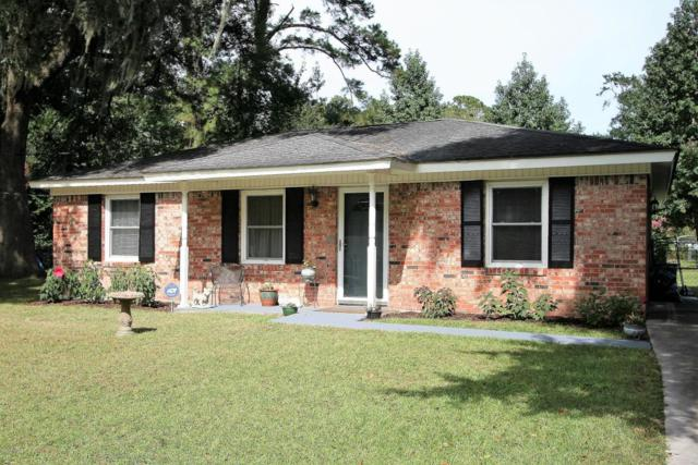 1107 Hodge Drive, Beaufort, SC 29906 (MLS #158738) :: RE/MAX Island Realty