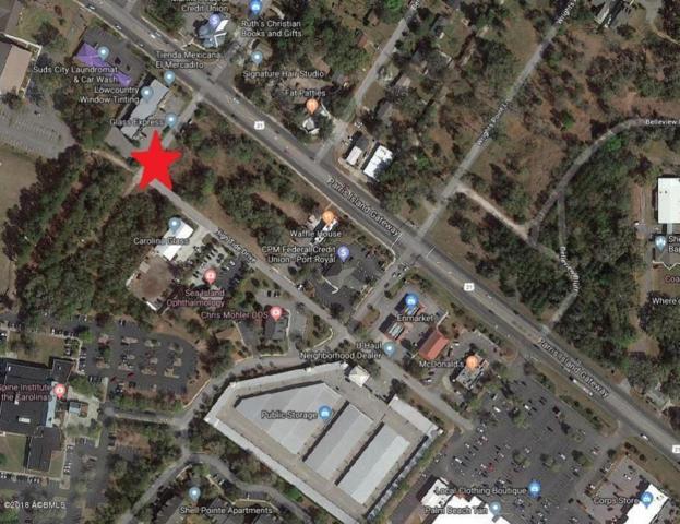 Tbd Parris Island Gateway, Port Royal, SC 29935 (MLS #158771) :: RE/MAX Island Realty
