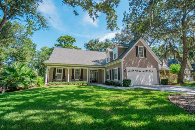 35 Tucker Ridge Court, Hilton Head Island, SC 29926 (MLS #158775) :: RE/MAX Coastal Realty