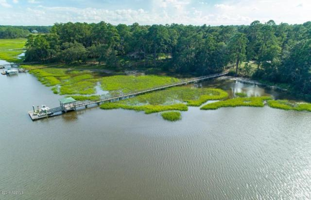 582 Sams Point Road, Beaufort, SC 29907 (MLS #158841) :: RE/MAX Island Realty