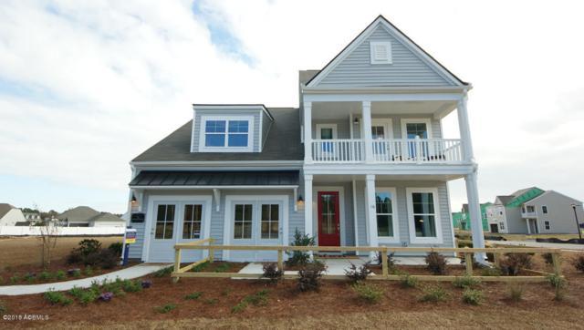 3644 Oyster Bluff Drive, Beaufort, SC 29907 (MLS #158922) :: RE/MAX Coastal Realty