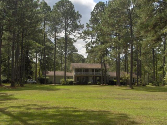 7196 Tarboro Road, Ridgeland, SC 29936 (MLS #158976) :: RE/MAX Coastal Realty