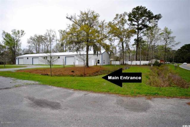 110 Castle Rock Road, Beaufort, SC 29906 (MLS #159005) :: RE/MAX Coastal Realty