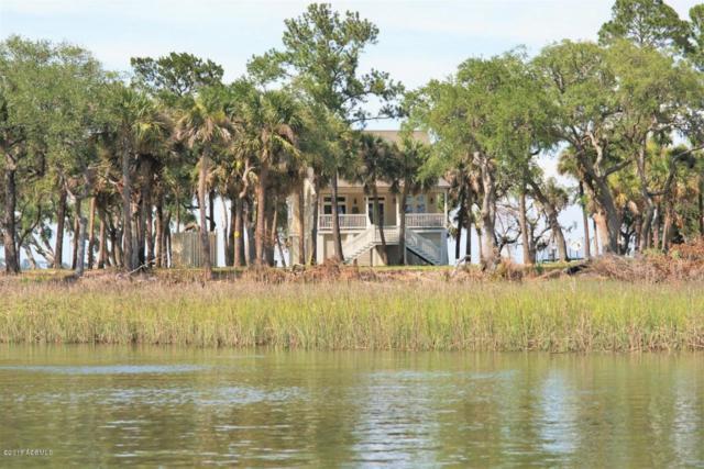 1 Rose Island, Port Royal, SC 29935 (MLS #159092) :: RE/MAX Island Realty