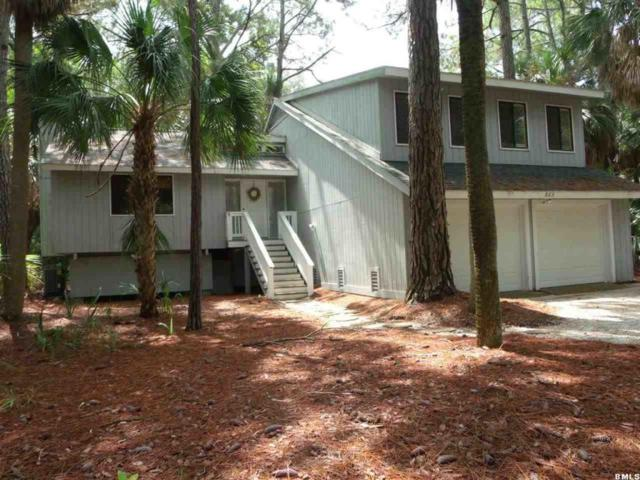 865 Salt Cedar Lane, Fripp Island, SC 29920 (MLS #159122) :: RE/MAX Coastal Realty