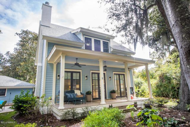 9 Cotton Eye Court, Beaufort, SC 29902 (MLS #159133) :: RE/MAX Coastal Realty