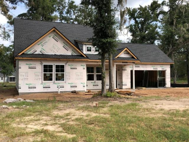 8 Fox Sparrow Road, Beaufort, SC 29907 (MLS #159150) :: RE/MAX Coastal Realty