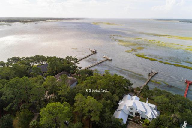 6 S Point Trail, Beaufort, SC 29907 (MLS #159151) :: RE/MAX Coastal Realty