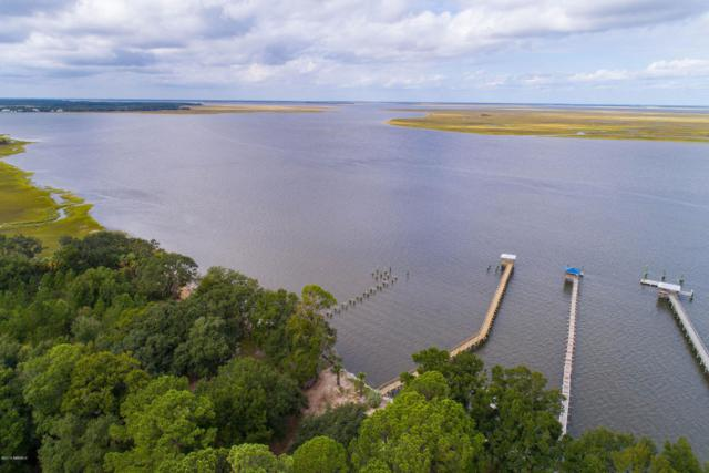 739 Eddings Point Road, St. Helena Island, SC 29920 (MLS #159180) :: RE/MAX Coastal Realty
