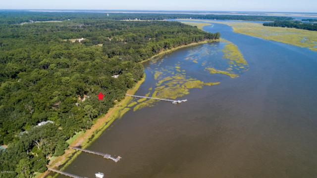 3527 Morgan River Drive N, Beaufort, SC 29907 (MLS #159198) :: RE/MAX Coastal Realty