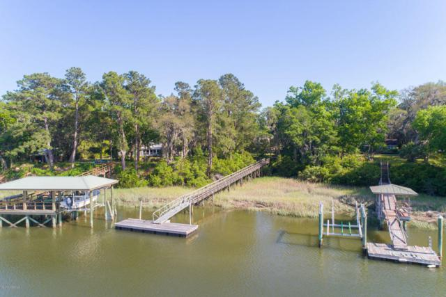 19 Dulamo Bluff, St. Helena Island, SC 29920 (MLS #159199) :: RE/MAX Coastal Realty