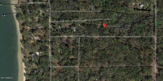 22 Buchanan Road, St. Helena Island, SC 29920 (MLS #159222) :: RE/MAX Coastal Realty