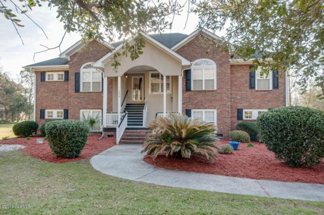 100 Little Capers Road, Beaufort, SC 29907 (MLS #159276) :: RE/MAX Island Realty