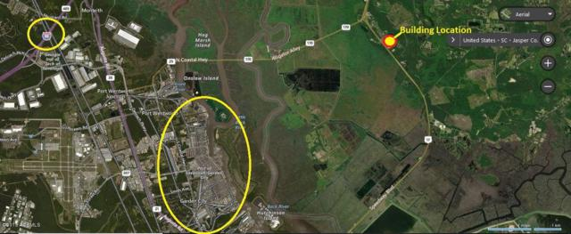 5734 Speedway Boulevard, Hardeeville, SC 29927 (MLS #159285) :: RE/MAX Coastal Realty