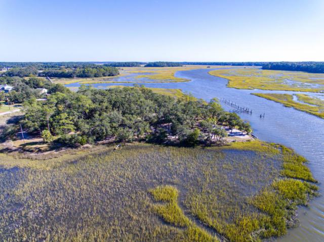 124 Rose Island Road, St. Helena Island, SC 29920 (MLS #159319) :: RE/MAX Coastal Realty