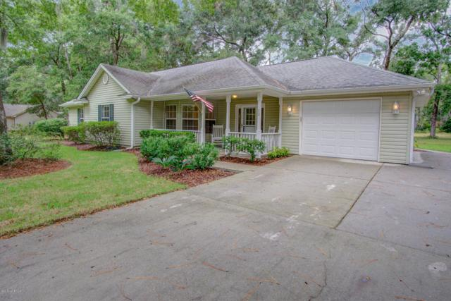 12 Fiddler Drive, Beaufort, SC 29907 (MLS #159355) :: RE/MAX Coastal Realty