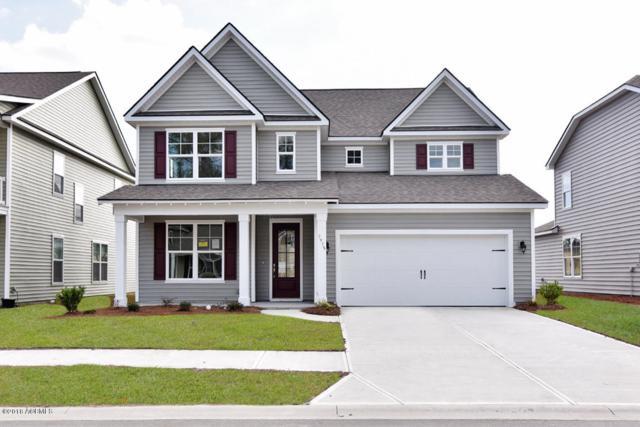 4165 Sage Drive, Beaufort, SC 29907 (MLS #159452) :: RE/MAX Coastal Realty