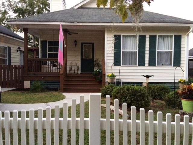 5 Caswell Avenue, Beaufort, SC 29902 (MLS #159463) :: RE/MAX Coastal Realty