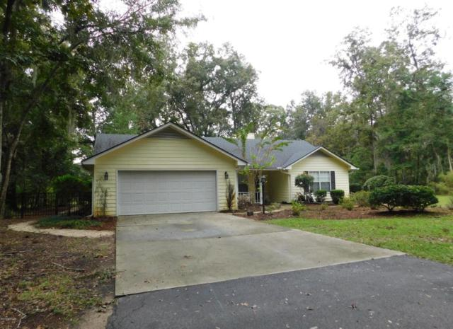 4 Hidden Court, Beaufort, SC 29907 (MLS #159504) :: RE/MAX Coastal Realty