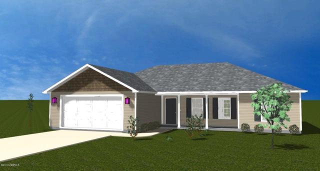 1604 Colony Drive, Ridgeland, SC 29936 (MLS #159529) :: RE/MAX Coastal Realty