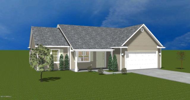 156 Colony Drive, Ridgeland, SC 29936 (MLS #159531) :: RE/MAX Coastal Realty