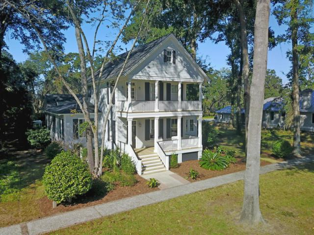 35 Wrights Point Circle, Beaufort, SC 29902 (MLS #159634) :: RE/MAX Coastal Realty